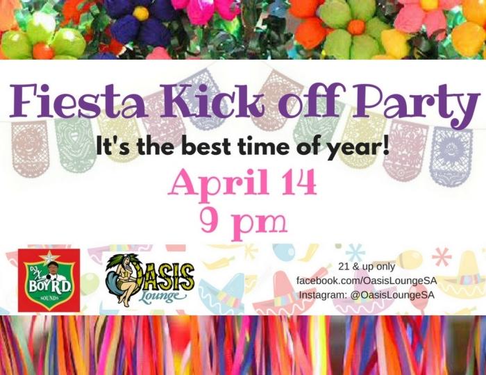 Fiesta kick off big